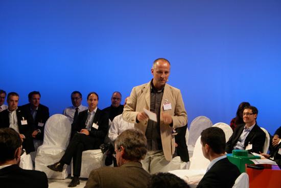 Rainer Monnet Vortrag